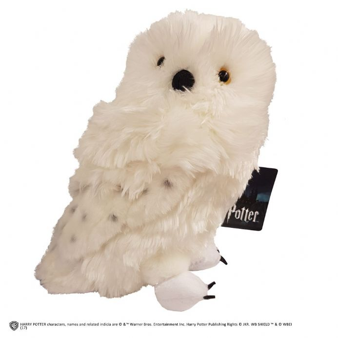 Harry Potter Hedwig Plush | Buy now at The G33Kery - UK Stock - Fast Delivery